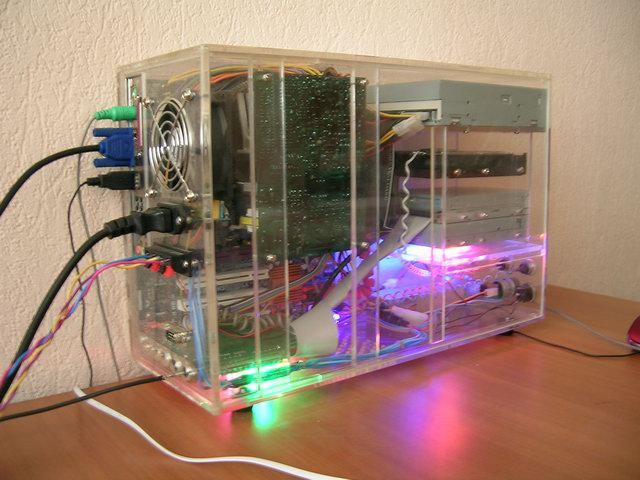 Компьютер своими руками в.и.мураховский